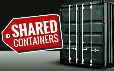 Shared Shipping Containers