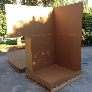 U-CRATE-100 International Shipping Service UK 2